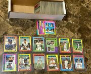 263 1975 Topps Partial Set Nm - Mint High Grade Loaded W/ Stars Robin Yount Rc