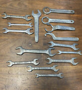 Oem Kawasaki Wrench Mixed Set Japan Revised New Wrenches Added Rare Lot