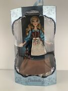 Disney Store Limited Edition Cinderella Rags Doll 70th Anniversary 17andrdquo