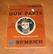The World Guide To Gun Parts Numrich Book Military Amateur Antique 7th Edition