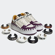 Adidas Triple Flat Forum Lo W Girls Are Awesome Shoes - Gy2618 Expeditedship