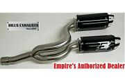Empire Industries Can Am Renegade Xmr 1000 850 570 Empire Dual Slip On Exhaust