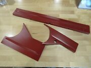 Mb Slat Grill 3 Piece Air Deflector Set Fits Willys Jeep Md Juan Reproduction