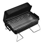 Char Broil Portable Outdoor Charcoal Tabletop Grill 465131012
