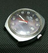 Vintage Swiss Nelson 21 Jewels Rare Watch Collectible Stainless Steel