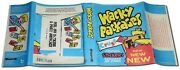 Wacky Packages Coffee Table Book 2008 2nd Edition 1st Print Dust Jacket Only