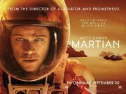 Mint American The Martian 2-disc Blu-ray Steelbook - From Best Buy Warehouse