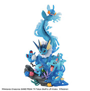Pre-order G.e.m.ex Series Pokemon Water Type Dive To Blue Approx. 220mm Figure