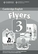 Cambridge Young Learners English Tests Flyers 3 Answer By Cambridge Esol