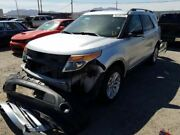 Driver Rear Side Door Electric Privacy Tint Glass Fits 11-19 Explorer 1402640