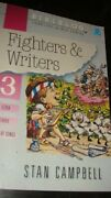 Fighters And Writers Bible Log Thru Bible Series Ezra By Stan Campbell Mint