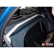 Ultra Racing 2 Points For Toyota Ae 101 Rear Strut Bar Tower Brace Ur-re2-279