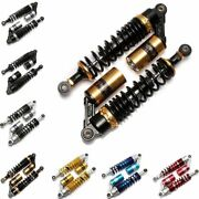 Universal Cnc 320mm Motorcycle Rear Shock Absorber Air Suspension For Cafe Racer