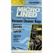 Dvc Eureka Style Ex Micro Allergen Vacuum Cleaner Bags Made In Usa [ 300 Bags ]