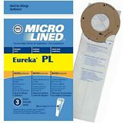 Dvc Eureka Style Pl 62389a Micro Allergen Vacuum Cleaner Bags Made In Usa [ 300