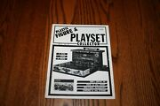 Plastic Figure/playset Collector Magazine Pfpc 21 - Drive In, West Point