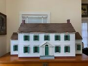 Vintage Collectible Large Dollhouse