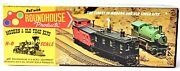 Roundhouse Products 50' Baggage Train Car 5030 Barnum And Bailey Ho Scale Box E821