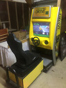 Smashing N Drive Driving -----arcade Game --great For Location / Man Cave