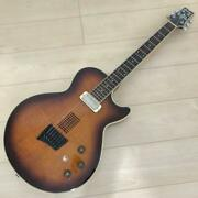 Ibanez Ae200 1988 Semi-hollow Body With Hard Case Ships Safely From Japan