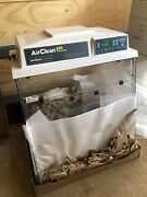 Airclean Systems 600 Workstation Microscope Enclosure Ac632tmic Open Box