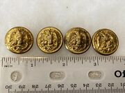 Authentic Wwii Us Navy Usn Officer Uniform Buttons