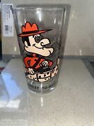 Dudley Do-right - Pepsi Collector Series Glass - P.a.t. Ward