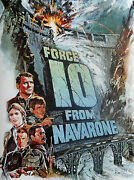 Edward Fox In Person Signed 16x12 Photo Force 10 From Naverone And The Jackal Coa