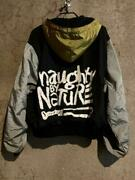 Vintage Naughty By Nature You Down Wit Opp Rock Embassy Hoodie Jacket Size L