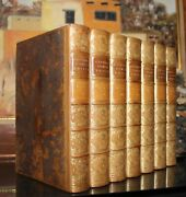 The Decline And Fall Of The Roman Empire Fine Binding By Bickers Fold Out Maps