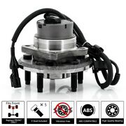 [front Qty.1] Wheel Hub For Lincoln Town Car Ford Crown Victoria Mercury Marquis