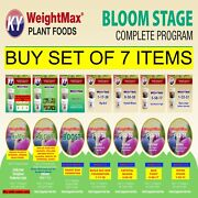 Weightmax Bloom Stage Complete Set Of 7