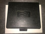 Walther Pp Ppk Ppk/s Factory Deluxe Plastic Display Original Hard Empty Case