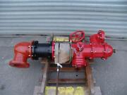 American Flow Control Fire Hydrant Gate Valve Victaulic New Condition