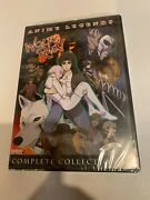 Wolfs Rain - Complete Collection Ii Dvd 2006 3-disc Set Anime Legends