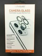 Duraglass Camera Glass Protector For Iphone 11 Pro Max And 11 Pro Flash Compatible