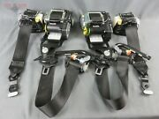 Mercedes C300 Seat Belt Retractor Set Front Rear Right And Left Sdn 2016 2018