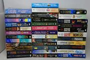 Lot Of 36 Books By Catherine Coulter - Paperback