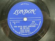 Stacks Mcghee - London 978 - You Gotta Have Something On The Ball And Oh What A Fa