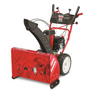 31am6cp4766 Snow Thrower, 2-stage, 243cc 4-cycle Engine, 28-in. - Quantity 1