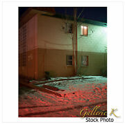 Signed Todd Hido 11669-1778 2016 2018 Limited Edition 6x6 Magnum Print New
