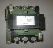General Electric Size 3 Contactor With 115 Vac Coil Model Cr105eo