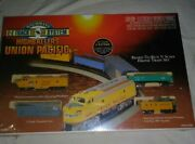 Bachmann E-z Track System High Ballers Union Pacific 24002 Sealed Train Set