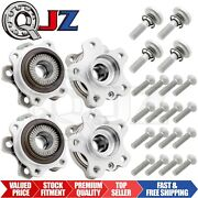 [frontqty.2 And Rearqty.2] Wheel Hub For 2017-2020 Bmw 740i Xdrive 4wd-model