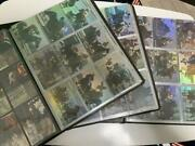 The Classic 1998 Triumph Mirror Trading Cards About 266 Sheets
