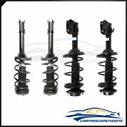 Complete Shock And Strut Assembly For 2004-05 Subaru Forester W/ Spring And Mount