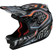 Troy Lee Designs D4 Carbon Helmet Mips Tld Bmx Mtb Dh Downhill Low Rider 2021