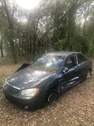 2006 Kia Spectra Car For Parts Or Scrap 100 Of Sale Goes To Charity.