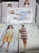 Sewing Pattern Lot - 100 Simplicity Patterns - New,uncut,factory-folded