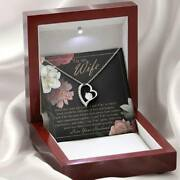 Husband To Wife Unique Necklace 35th Wedding Anniversary 35 Years Romantic Gifts